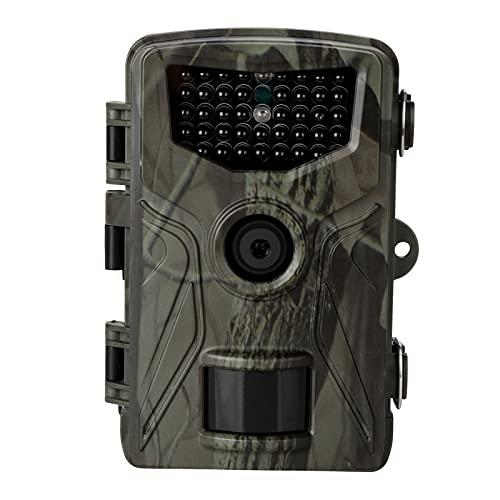 Fotocamera nascosta 2. 0MP 1080P. Tracciamento della fotocamera Wildlife Tracking Surveillance Tracking HC804A. Visione notturna Fotocamere selvatiche Trappole fotografiche .per il monitoraggio della