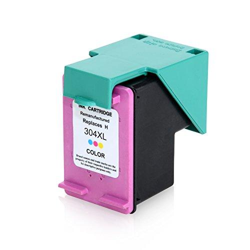 2 kineco Cartuchos de Tinta Compatible con HP 304 XL para HP ...