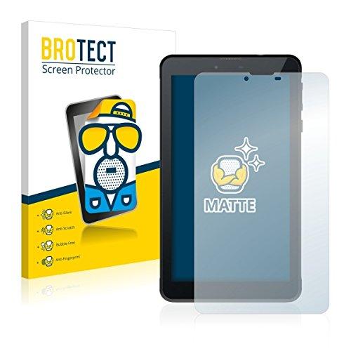 2X BROTECT Matt Displayschutz Schutzfolie für Odys Rapid 7 LTE (matt - entspiegelt, Kratzfest, schmutzabweisend)