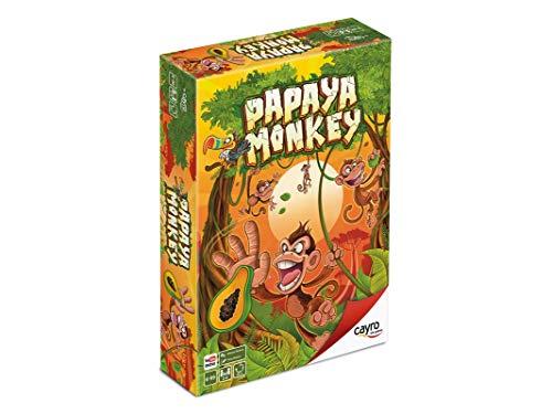 Cayro - Papaya Monkey - Juego de Mesa- Juego de Estrategia - Juego Educativo - (7055)