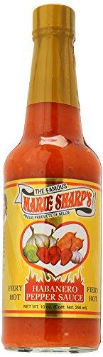 Marie Sharp's Fiery Hot Habanero Pepper Sauce 148ml