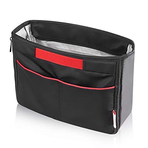 JESWO バッグインバッグ 軽量 インナーバッグ レディース、メンズ バッグの中を整理整頓 バックインバック ...