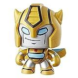 Transformers Mighty Muggs Bumblebee, 10 cm große Figur mit drei verschiedenen Emotionen, ab 6 Jahren