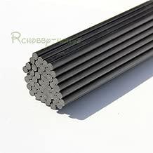 Does not apply 10pcs 2 mm x 500mm Length Carbon Fiber Rods Matte Pole (10PC 2MM)