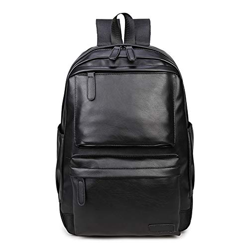 Backpack,Travel Lightweight Sports Backpack,Handy Durable Casual Daypack,For Mens Have Fashion Leisure Backpack-Brown 30x15x43cm(12x6x17inch)
