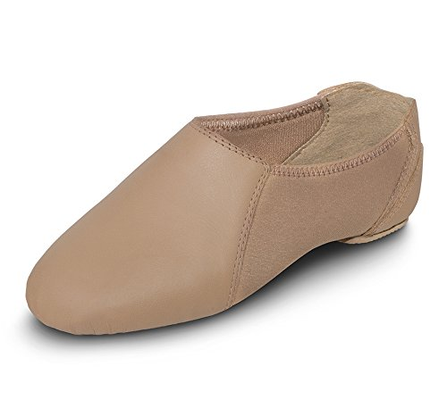 Bloch Girls Spark Jazz Shoe Dance, tan, 13 Medium US Little Kid