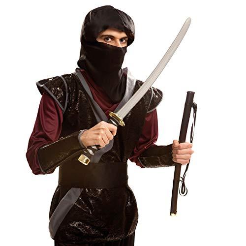 Haller mesa soporte para 2 espadas 37cm espada soporte soporte de espada