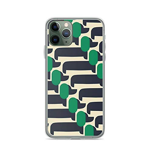 Phone Case New Orla Kiely Dogs Design Compatible with iPhone 6 6s 7 8 X Xs Xr 11 12 Pro Max Mini Se 2020 Bumper Accessories Scratch