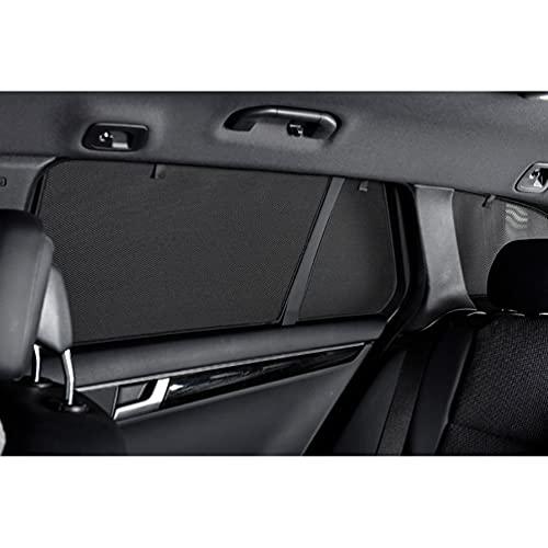 Carshades TOY-CHR-5-A-18 Set di Car Shades (Porte Posteriori) Compatibile con Toyota C-HR 2016-(2-Parti)