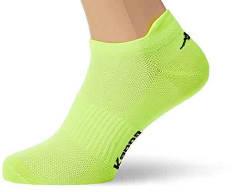 Kappa 6 Paar Sneaker Socken Mehrfarbig Herren 43/46