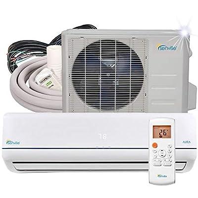 Senville Mini Split Air Conditioner Heat Pump