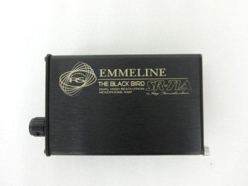 Ray Samuels Audio The Black Bird SR-71A ブラック 黒 RSA ヘッドフォンアンプ 3年間の保証付き(並行輸入品)