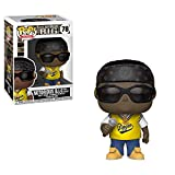Funko Pop Rocks: Music - Notorious B.I.G. in Jersey Collectible Figure, Multicolor
