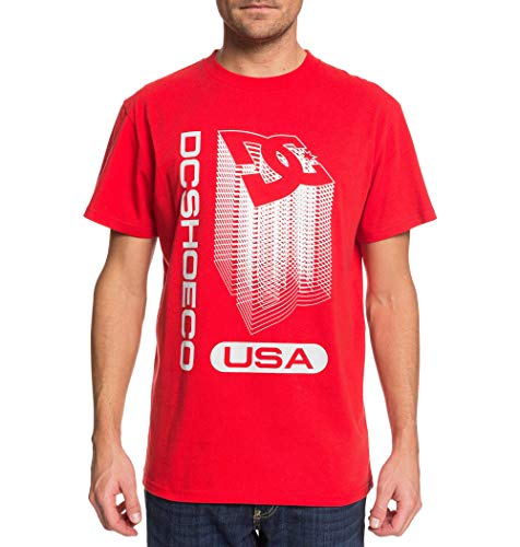 DC Shoes Big Jump-T-Shirt voor heren