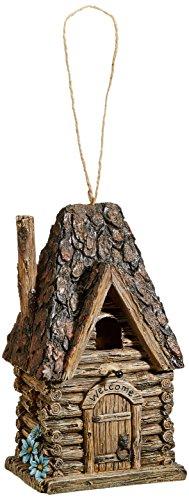 Design Toscano Waldfee-Gartenhaus, Figur