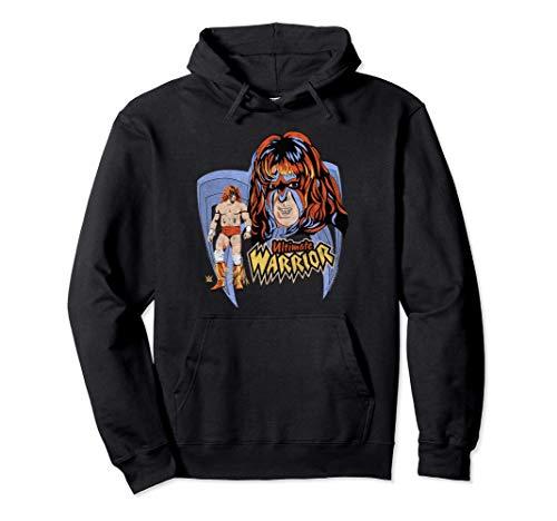 WWE Ultimate Warrior Vintage Pullover Hoodie