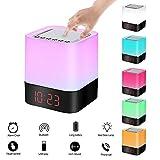 Lovejoy Store Bluetooth-Lautsprecher, Bunte LED-Licht,