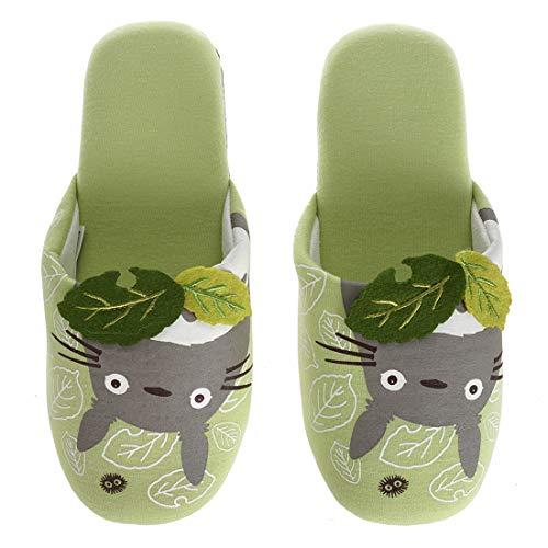 CoolChange Warme Totoro Hausschuhe, Größe: 34-36
