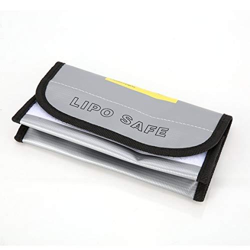 Bolsa de batería LiPo ignífuga Caja de Carga LiPo Safe Guard Bolsa Bolsa Saco a Prueba de Fuego a Prueba de explosiones para RC Modelo Drone Car