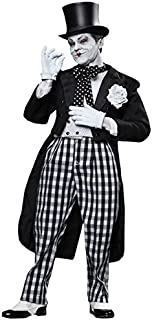 DC Hot Toys Batman 1989 Deluxe Collectors 1/6 Scale Action Figure Joker [Mime]