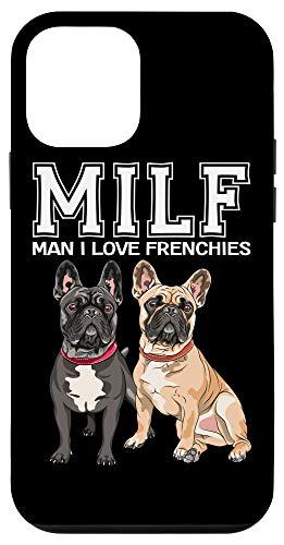 iPhone 12 mini French Bulldog Frenchie Case