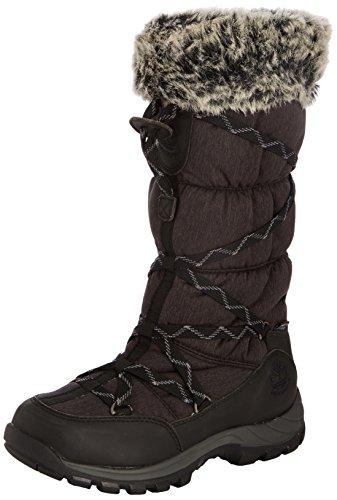 Timberland Over The Chill, Stivali da Neve Donna, Black, 38