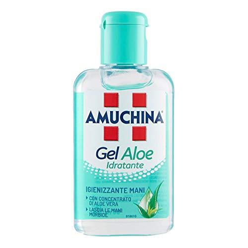 Amuchina Gel Aloe - 80Ml