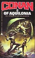 Conan of Aquilonia 044111640X Book Cover