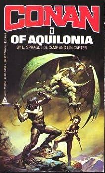 Conan of Aquilonia - Book  of the Conan the Barbarian