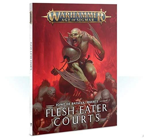 Games Workshop Battletome: Flesh-Eater Courts (Castellano)