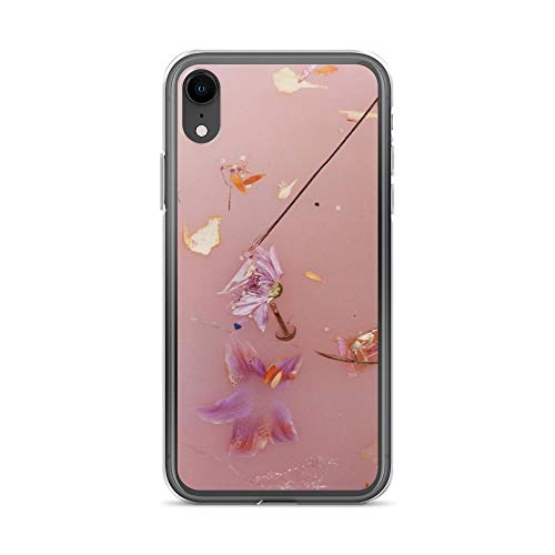iPhone XR Pure Clear Case Cases Cover Harry Styles - Flowers