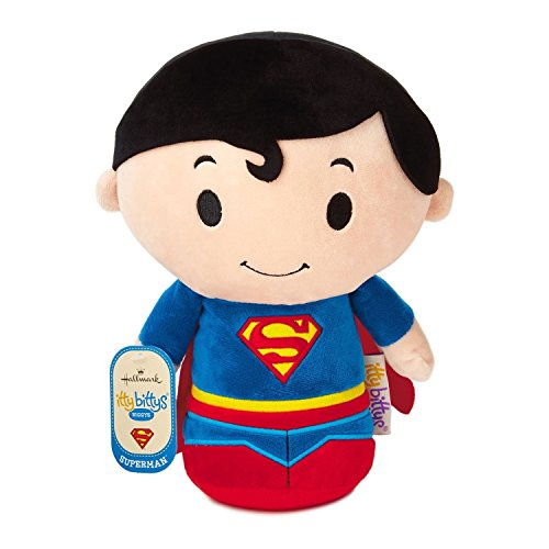 dc comics Hallmark 64 660 277,1 cm Superman Itty Biggie Jouet
