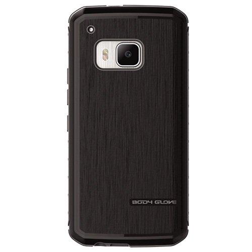 Body Glove Funda de Transporte para HTC One A9–Embalaje de Venta–Negro