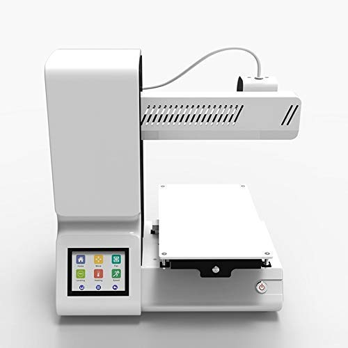 UWY 3D Printer E180 With Full Color Touch Screen Wifi Connectivity Metal plate 1.75mm PLA Filament Open Source 3d printers