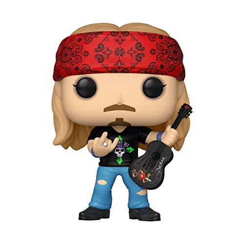 Funko Pop! Rocks: Bret Michaels (Styles May Vary)
