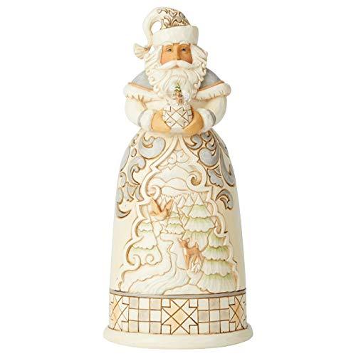 calendario avvento jim shore Jim Shore Heartwood Creek Babbo Natale con Scena con Cervi