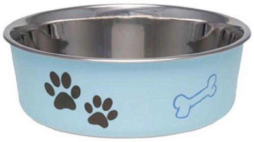 Loving Pets Bella 7411 Gamelle pour Chien Bleu Murano Taille XL