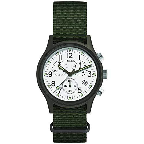 Zegarek męski Timex Aluminum Chronograph