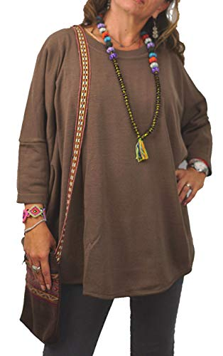 Recopilación de Ponchos y capas para Mujer - los más vendidos. 6