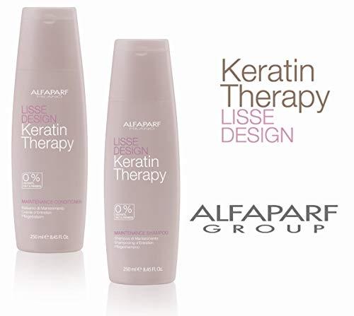 Alfaparf Lisse Design Maintenance Shampoo & Conditioner DUO 8.45oz each by AlfaParf