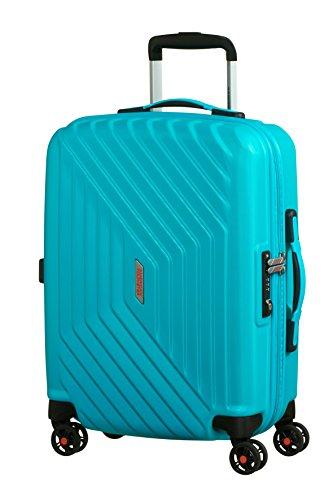 American Tourister 74401/4842 Air Force 1 Spinner 55/20 Serrure Tsa Equipaje de Mano, 34 Litros, Color Azul