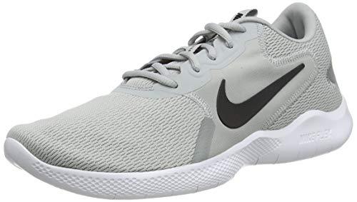 Nike Men's Flex Experience Run 9 Shoe (Smoke Grey/Black, 10)