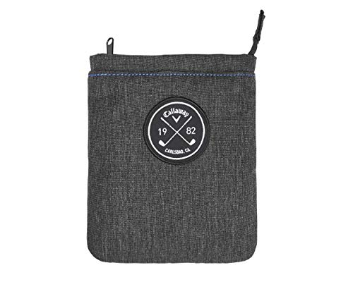 Callaway Golf 2019 Clubhouse Collection Valuables Pouch