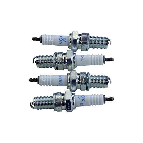 NGK DR8ES-L / 2923 NGK - Bujías (4 unidades)