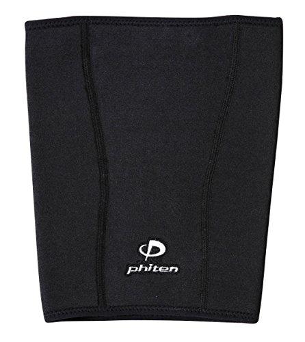 Phiten Titanium Sport Thigh Support Black, X-Large