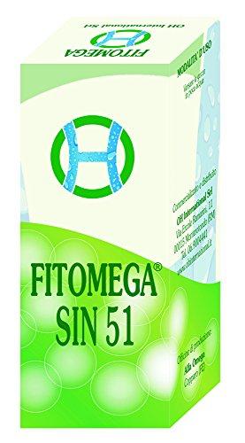 FITOMEGA SIN 51-GTT.50 ml -Complesso Fitosinergico