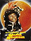 Clockwork ORANGE – French Movie Wall Poster Print - A4