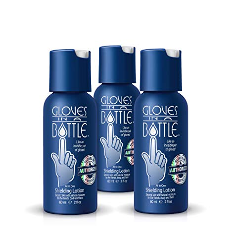 Gloves in a Bottle Shielding Lotion for Dry Itchy Skin 2...