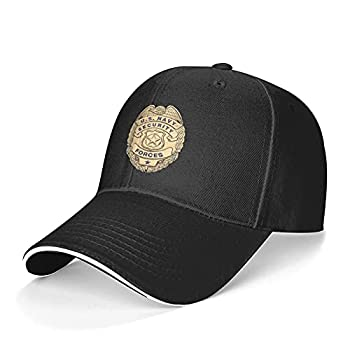 U.S Navy Security Forces Master at Arms  Ma  Badge Over Unisex Adjustable Casquette Hat
