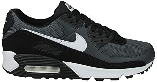 Nike CN8490, Chaussure de Course Homme, Iron Grey White DK Smoke Grey Black, 45 EU